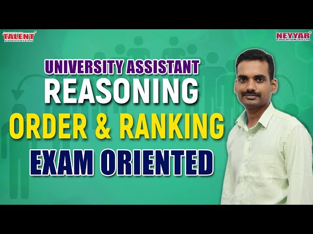 Most Expected Reasoning Questions for University Assistant