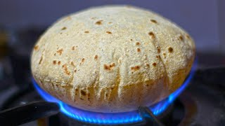 ★ How To Make Soft Chapati / Phulka / Roti   Chapati Recipe   Phulka Recipe