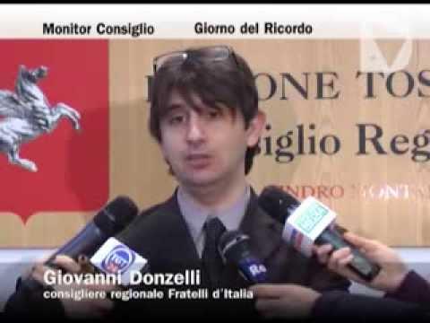 Monitor Consiglio - Giorno del Ricordo, Divina Toscana.