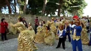 preview picture of video 'Paceco CARNEVALE 2012 La Bella E La Bestia 1 di 8.avi'