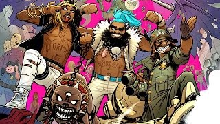 Flatbush ZOMBiES - New Phone, Who Dis? (3001: A Laced Odyssey)