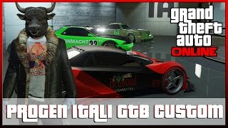 Gta 5 Progen Itali Gtb Custom New Gta V Supercar Modded Jobs
