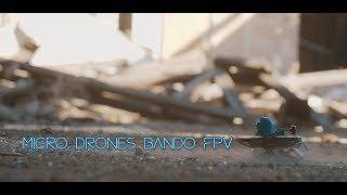 Micro drones bando FPV flying // Betafpv // BMPCC