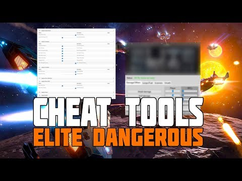 Elite Dangerous - Hacking and Cheating Tools - Infinite Shields, Custom Modules and More - It's Real