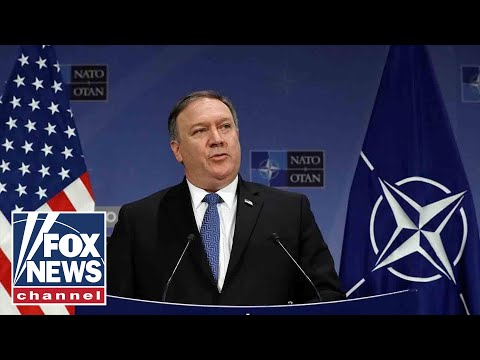 LIVE: Pompeo, Foreign Minister of Kuwait make joint press statements