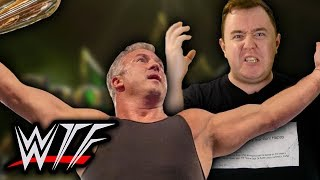 WWE Crown Jewel WTF Moments | Shane McMahon Is The Best Wrestler In The World