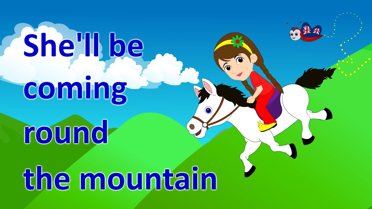 She'll Be Coming Round The Mountain Lyrics