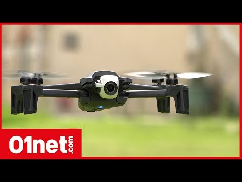 Anafi : on a testé le meilleur drone 4K de Parrot