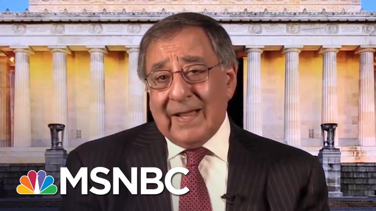 Leon Panetta: President Trump Should Apologize To President Obama And Move On | Morning Joe | MSNBC thumbnail
