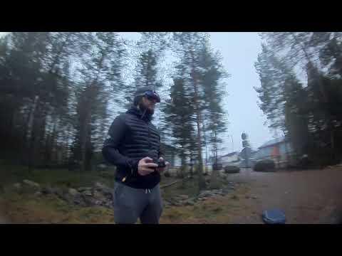 Christmas Eve forest rip #1 - Mobula7 HD (2019 #324)
