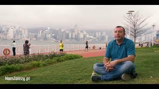 Jak wygląda życie w Hongkongu? Wywiad z Błażejem Babikiem