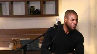 """Tank """"Emergency"""" Live Acoustic Performance at Singersroom Event in NYC 12/15/10"""