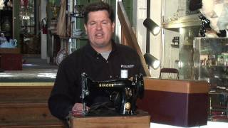 About Antiques : About Antique Sewing Machines