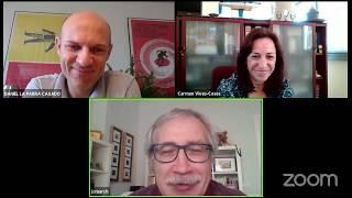 Entrevista Carmen Vives y Daniel La Parra