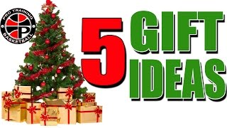 5 Holiday Gift Ideas For Basketball Players | Pro Training Basketball