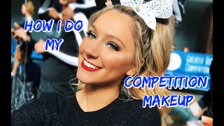 CHEER MAKEUP TUTORIAL Pt. 2