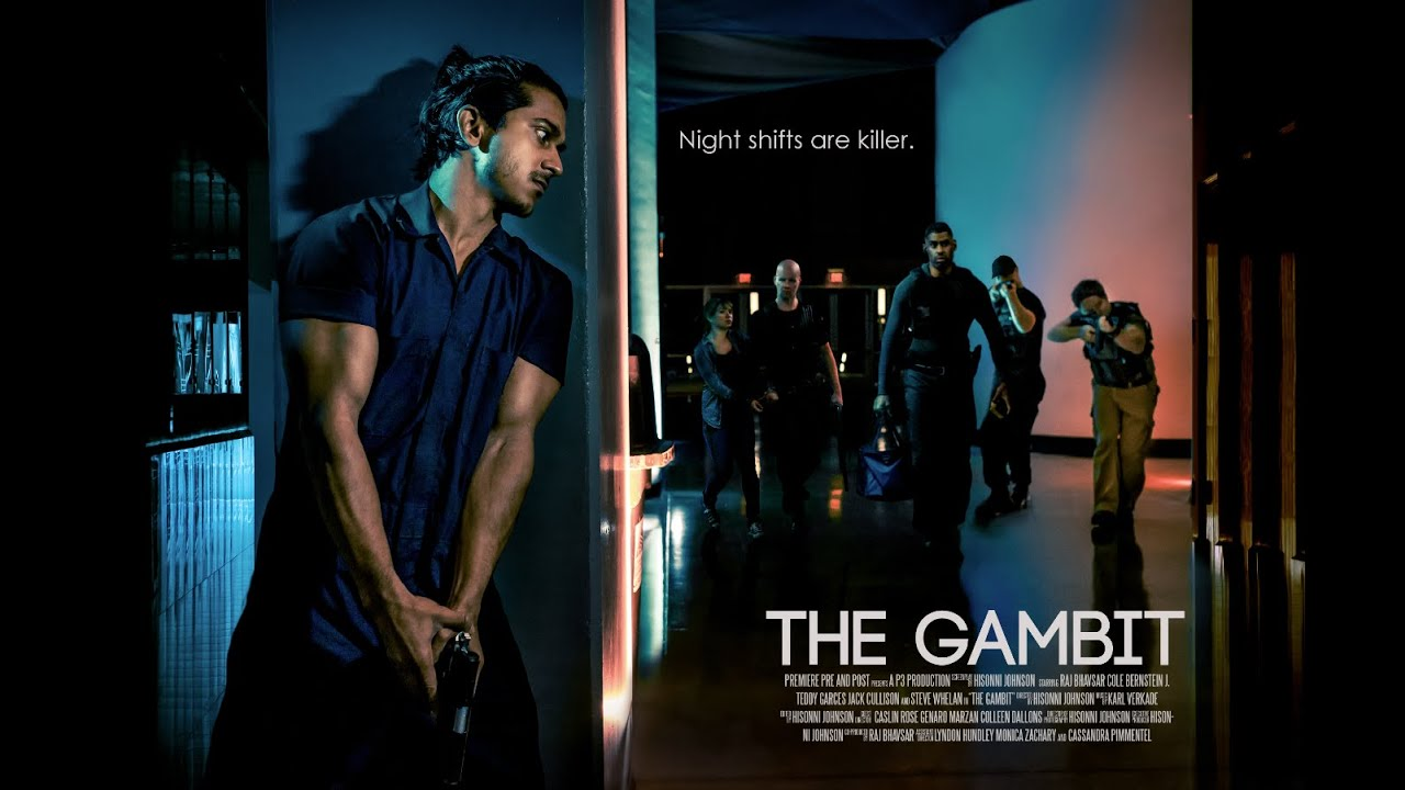 """""""The Gambit"""" Action Show (Director, DP, Editor, Colorist, VFX and writer)"""