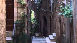 preview picture of video 'agriturismo il grillo parlante - Du passi pe Pitigliano'