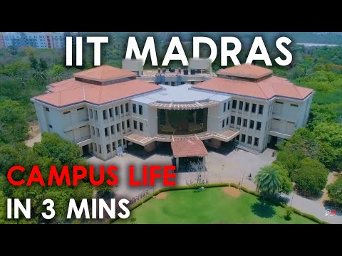 Indian Institute of Technology Madras video cover1