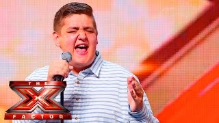 Singing politician Tom Bleasby gets the Judges vote! | Auditions Week 1 | The X Factor UK 2015