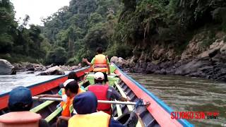 preview picture of video 'Riam Panjang Mahakam Ulu, tantangan untuk anda yang suka berpetualang'