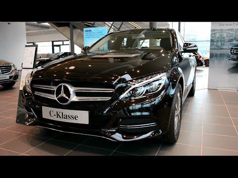2014 New Mercedes Benz C-Class W205 C-Klasse C 180