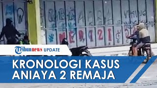 Kronologi Video Viral Penganiayaan 2 Remaja di Keramaian, Kepala Ditendang lalu Bawa Kabur Korban