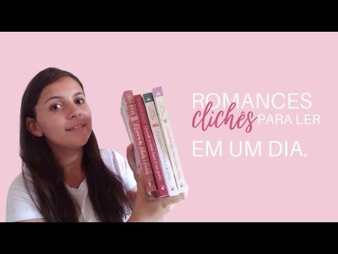 ROMANCES CLICHÊS PARA LER EM UM DIA