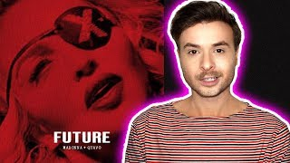 Madonna, Quavo - Future (Audio) [REACTION]