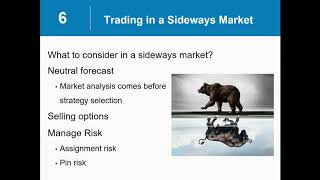 Strategies for a Sideways Market