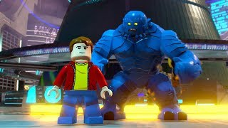 LEGO Marvel Super Heroes 2 A-Bomb Unlock Location + Free Roam Gameplay