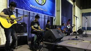 "soundcheck MLFI marikina ""let us go into the house"" joe pace"