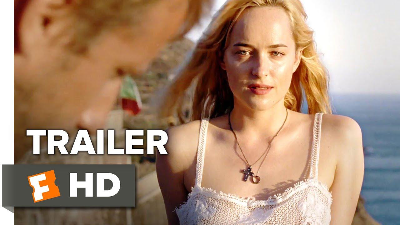 Trailer för A Bigger Splash
