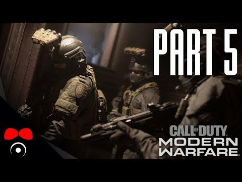 DĚTI VS RUSÁK! | Call of Duty: Modern Warfare (2019) #5