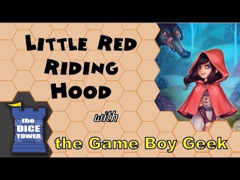 The Game Boy Geek (Dice Tower) Reviews Little Red Riding Hood