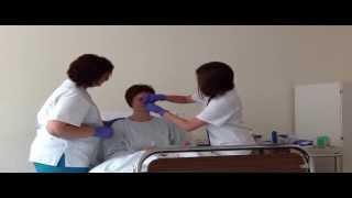 Legen einer Nasogastralen Sonde - DieKrankenpflegeschule
