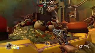 Deadeye is the worst....