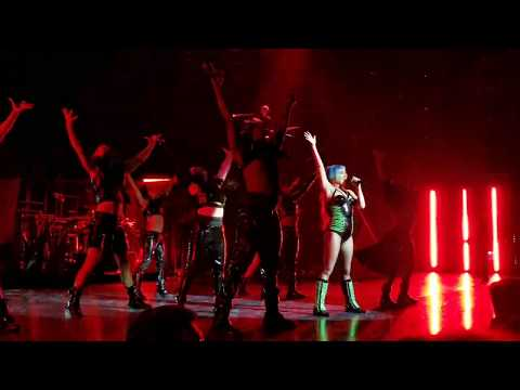 Aura - Lady Gaga Enigma Las Vegas @Park Theater 10/19/2019