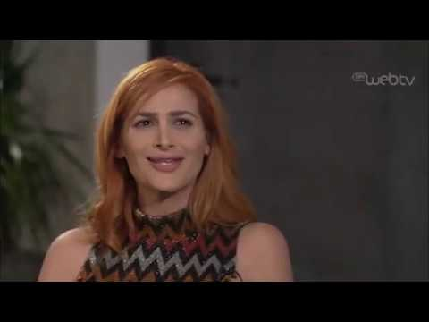 Κωνσταντάκη: «Ήθελα να γίνω μοντέλο, ηθοποιός και να τα φτιάξω με τον Ρομπ Λόου»   25/02/2020   EΡΤ