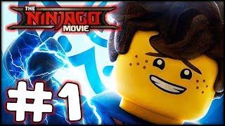 LEGO Ninjago The Movie - Videogame - LBA 1 - Ninjago Downtown!