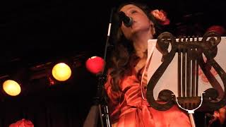 """""""Beautiful""""  May Erlewine """"Mother Lion"""" CD Release at The Ark 10-21-2017"""
