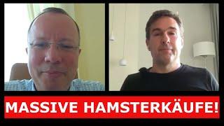 Dr. Markus Krall - Hochbrisante Aussagen! Massive Hamsterkäufe finden statt!Triff deine Vorkehrungen