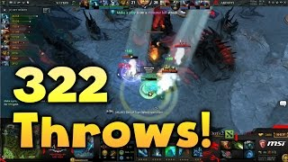 S1.Lykos vs Arcanys 322 Match Fixing Throws Dota 2