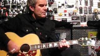 Billy Duffy - 'Pinball Wizard' - Acoustic - Ducati All Stars - San Francisco - 2010