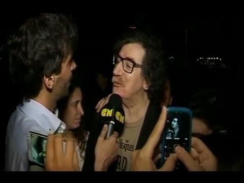 Charly García video Festeja se cumpleaños 63 - 24-10-2014
