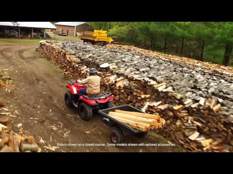 2016 Arctic Cat Alterra 550 XT in Roscoe, Illinois - Video 4