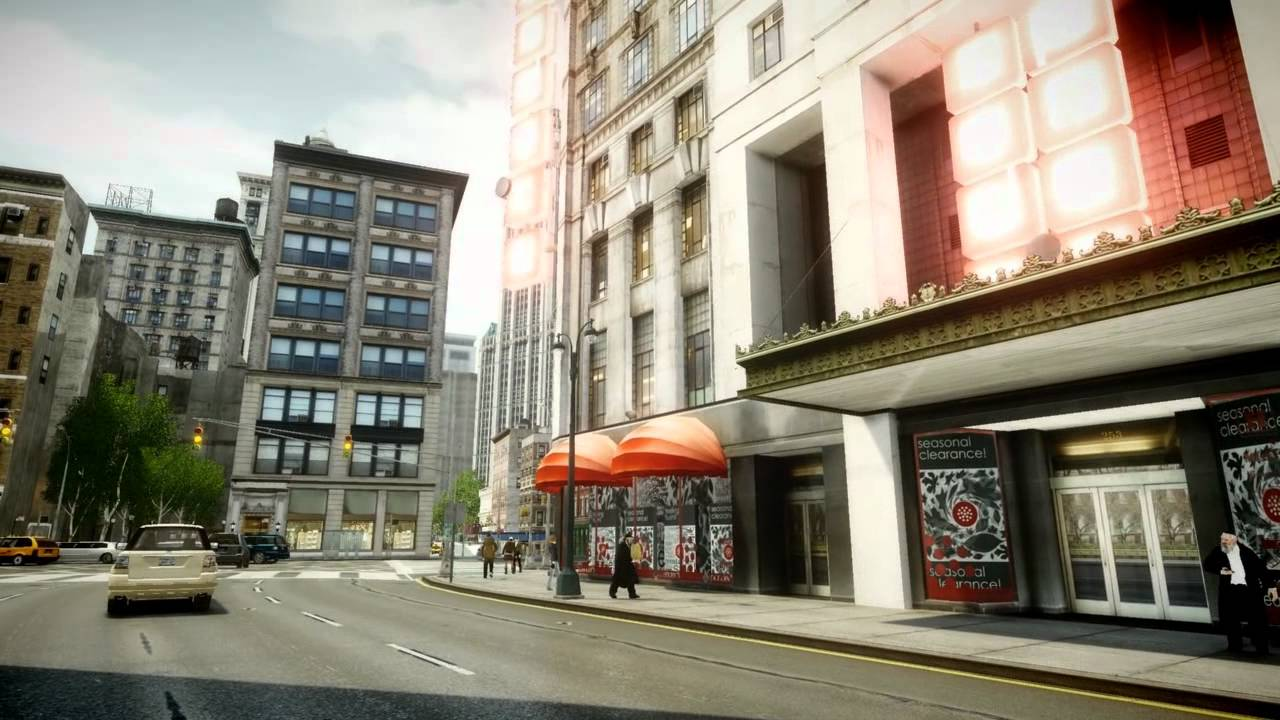 Liberty City Becomes Beautiful New York City In Stunning GTA Mod