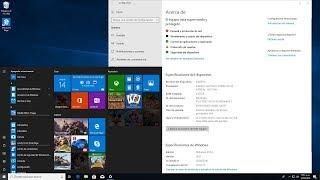 Novedades de la actualización Windows 10 April 2018 Update
