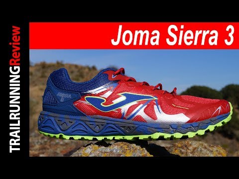 Joma Sierra 3 Review
