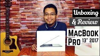"""Apple MacBook Pro 13""""  Non-Touchbar (2017): Unboxing & Review"""